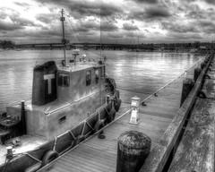 Newburyport Tugboat (Mark D Ward) Tags: harbor boat massachusetts tugboat newburyport