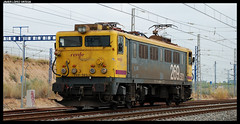 269 en L'Arbo (javier-lopez) Tags: train tren trenes railway japonesa mquina arbo renfe mquinas 269 adif ffcc mercancas larbo 15072009
