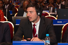 Marrakesh Diplomatic Conference (World Intellectual Property Organization (WIPO)) Tags: hungary wipo delegate ompi diplomaticconference