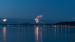 4th of July fireworks (2013) at Birch Bay, WA