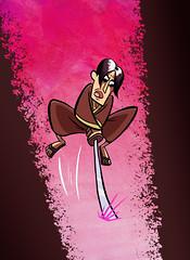 Samurai Jack Grunge (themookscomic) Tags: colour art illustration draw cartoonnetwork samuraijack drawsamuraijack