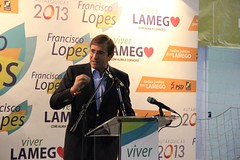 Pedro Passos Coelho em Lamego