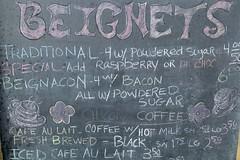 Bacon Beignets? (Kodamakitty) Tags: beignet michigan detroit foodtruck beignets2go