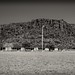 Fort Davis National Historic Site (Black & White)