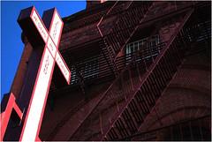 Jesus is Lord (aurelieclavieraurelie) Tags: newyork harlem religion jesus lord dieu