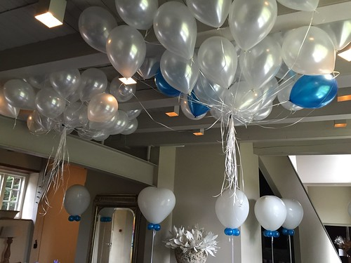 Heliumballonnen Oude Slot Heemstede