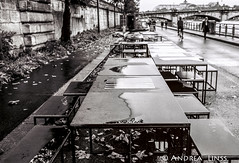 empty places.... (andrealinss) Tags: street leica blackandwhite bw monochrome analog streetphotography schwarzweiss leicam6 emptyplaces streetfotografie andrealinss