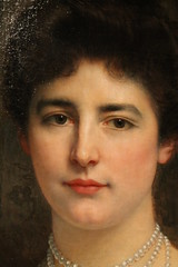 Young Woman of The Upper Class