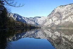 Bohinj Lake - Slovenia (Iuan Iñiguez) Tags: park lake slovenia national bohinj triglav narodni triglavski