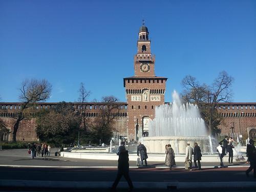 Promenade dans Milan