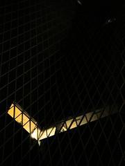 Strip of light (Henry Sudarman) Tags: olympus pen ep5 olympuspen olympuspenep5 jakarta epiwalk kuningan bakrieland