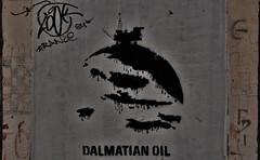 Denuncia (Martina Santucci) Tags: spalato split croazia croatia hrvatska city citt graffiti graffito street streetart art arte dalmatian oil world mondo sea mare