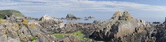 cullen rocks (stusmith_uk) Tags: scotland landscape coast cullen morayfirth moray 2016 july rocks