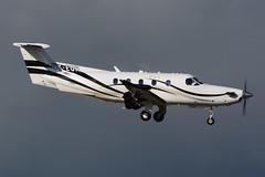 OY-EUR Pilatus PC12 EGPH 091016