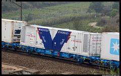 Lgnss/MC de Renfe (javier-lopez) Tags: ffcc railway train tren trenes adif mercancas vagn plataforma portacontenedores contenedor contenedores cajasmviles cajamvil lgnss mc mc3 mc3mv zaragozacorberaalta barcelonacantunis lagornal 01102016