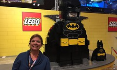 NYCC 2016 25 Heidi Lego Batman (Cosmic Times) Tags: nycc nycc2016 cosmic times heidi hess lego