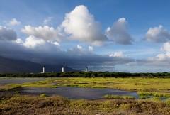 Maui electric plant (piranhabros) Tags: maui hawaii kealia maalaea pond powerplant industrial