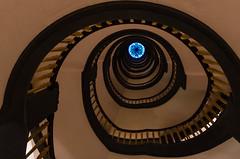 spiral (JayPiDee) Tags: architektur ballinhaus detail hamburg kontorhaus kontorhausviertel kontorhausdistrict mesberghof tamron tamronspaf1024mmf3545diii tamron10243545 treppe treppengelnder treppenhaus unescoworldheritage uwa uww architecture banister stairrail staircase stairs stairway