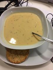 Krgar'n tipsar 30/10 (Atomeyes) Tags: mat fisk vatten soppa knckebrd