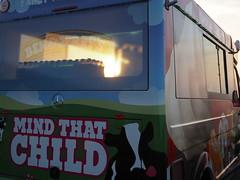 Devil's Dyke sunset. Ice cream van in beautyspot. (debs-eye) Tags: devilsdyke sunset southdowns