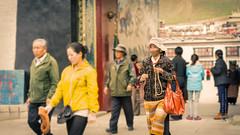 Tibet, candid shot of a buddhist woman leaving the monastery (China), 06-2016, 64 (Vlad Meytin, vladsm.com) (Vlad Meytin | Instagram: vmwelt) Tags: chengguan china khimporiumco meytin tibet tibetan vladmeytin art artgallery artists artphoto artworld asia buddhism buddhists candid carlzeiss chinese fe5518 gallery highaltitude himalayas leaving monastery photography photographyart pictures religion religious sony sonya7 sonyalpha streetphotography summer temple traditionalclothes vladsm vladsmcom vmwelt walking woman zeiss