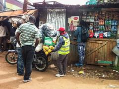 I don't think it's safe - 4th May 2016 (princetontiger) Tags: kenya nairobi motobike load burden luggage fruit