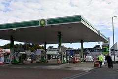 BP, Carrickfergus County Antrim. (EYBusman) Tags: bp petrol gas gasoline filling service station garage spar subway carrickfergus belfast county antrim northern ireland british petroleum eybusman