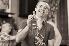 20161012-222238 (cmxcix) Tags: curlyphotography jazz music nikon nikond750 nikonfx originaljazz petarmomchev teahouse wednesdayjazz indoors sofia sofiacity bulgaria bg