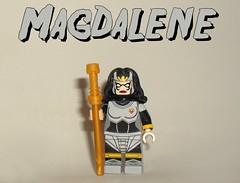 Magdalene <3 (John Blackstar) Tags: magdalene lego marvel comics