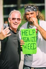 Scott Jordan Marijuana Selfie, Silicon Valley Comic Con, 2016 (Thomas Hawk) Tags: america california comiccon comicconsiliconvalley conventioncenter svcc svcc2016 sanjose sanjoseconventioncenter santaclaracounty scottjordan scottevest siliconvalleycomiccon usa unitedstates unitedstatesofamerica weed marijuana politics protest fav10 fav25