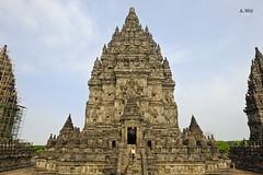 Shiva Temple (A. Wee) Tags: yogyakarta prambanan indonesia  unesco world heritage temple complex shiva