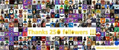 250 followers !!! (Alex THELEGOFAN) Tags: lego legography followers 250 picture profil pseudo head yellow minifigures minifigure minifig minifigs minifigurine super heroes meat boy supermeatboy clown camera animal man men women woman
