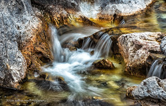 Colourful Cascade (anicoll41) Tags: torrin skye scotland gb cascade stream rocks