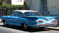 Chevrolet Impala Sedan 1959 (RL GNZLZ) Tags: chevrolet impalasedan 1959
