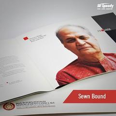 Types of Book Binding-Sewn Bound (SirSpeedyIndore) Tags: bookbinding services sewnbound sirspeedy