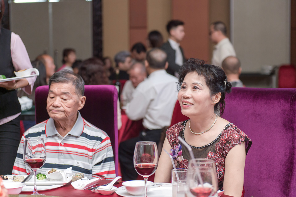 台南婚攝 婚禮紀錄 情定婚宴城堡 C & M 139