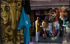    Royal Style    (joydeepmukherjee322) Tags: nikond7000 tamron1750mmf28 rajasthan pushkar reflection street