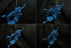 Lord Rama by Neelesh Kumar (Nikita Vasiliev) Tags: origami paper paperart neeleshk rama lordrama srrmachandra vishnu