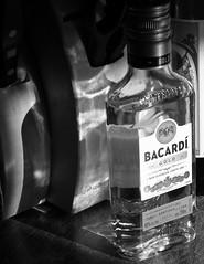 Cooks Helper (Rob G Ski) Tags: booze da40mmltd dailyin filterbw glass light liquor rum