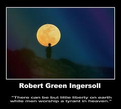 Robert Green Ingersoll (jesulvis) Tags: robertgreeningersoll moon earth planetearth lecture supermoon reasonbroadcast american politics documentary book