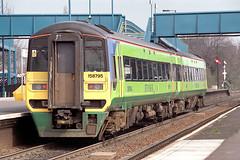 158795 at Barnetby (Railpics_online) Tags: 158795 barnetby class158 dmu sprinter diesel multipleunit dieselmultipleunit passenger train railway railcar uk express