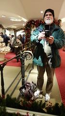 Self portrait in the souvenir shop, Queen's Gallery, Buckingham Palace (John Steedman) Tags: london uk unitedkingdom england   greatbritain grandebretagne grossbritannien       queensgallery