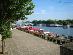 Port Henri IV and Yachts de Paris (eutouring) Tags: paris france travel yachtsdeparis boat boats cruise cruiseboat port porthenri porthenriiv