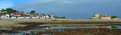 Socoa (YellowSingle ) Tags: socoa beach front atlantic ocean pays basque leica castle harbor fortified