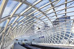 - Den Haag Centraal - (Jacqueline ter Haar) Tags: denhaag centraal station metro metrolijne erasmuslijn architecture explore