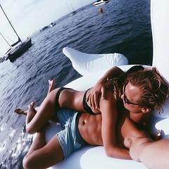Solandge İsimli Bu Yatın Haftalık Kirası Adeta Bir Servet (mikewaters59) Tags: bodrum nawaf solandge yacht