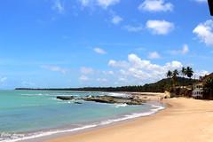 Barreira do Boqueiro-Bicas (Carlos Amorim (Camorim10)) Tags: praia mar azul verde pedra onda espuma japaratinga alagoas barreiras do boqueiro bicas nordeste brasil