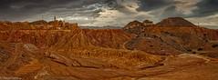 unreal world (Paco Conesa) Tags: mazarrón spain mines minas pano paco conesa canon paisaje unreal dry badlands