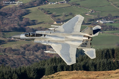 Day out in the Mach loop (lauriehughes) Tags: lauriehughes loop lowleveljets usaf tornado eagle wales fighterjets