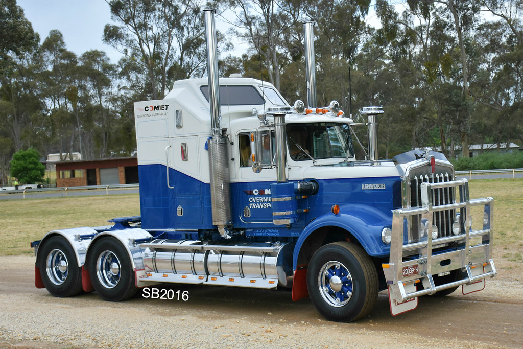 The World S Newest Photos Of Australia And Kenworth
